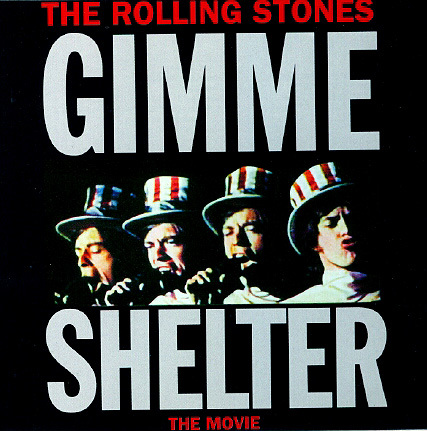Rolling Stones Gimme Shelter