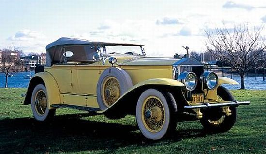 """Gatsby Car: """"It Was A Yellow Car,"""" He Said,.."""