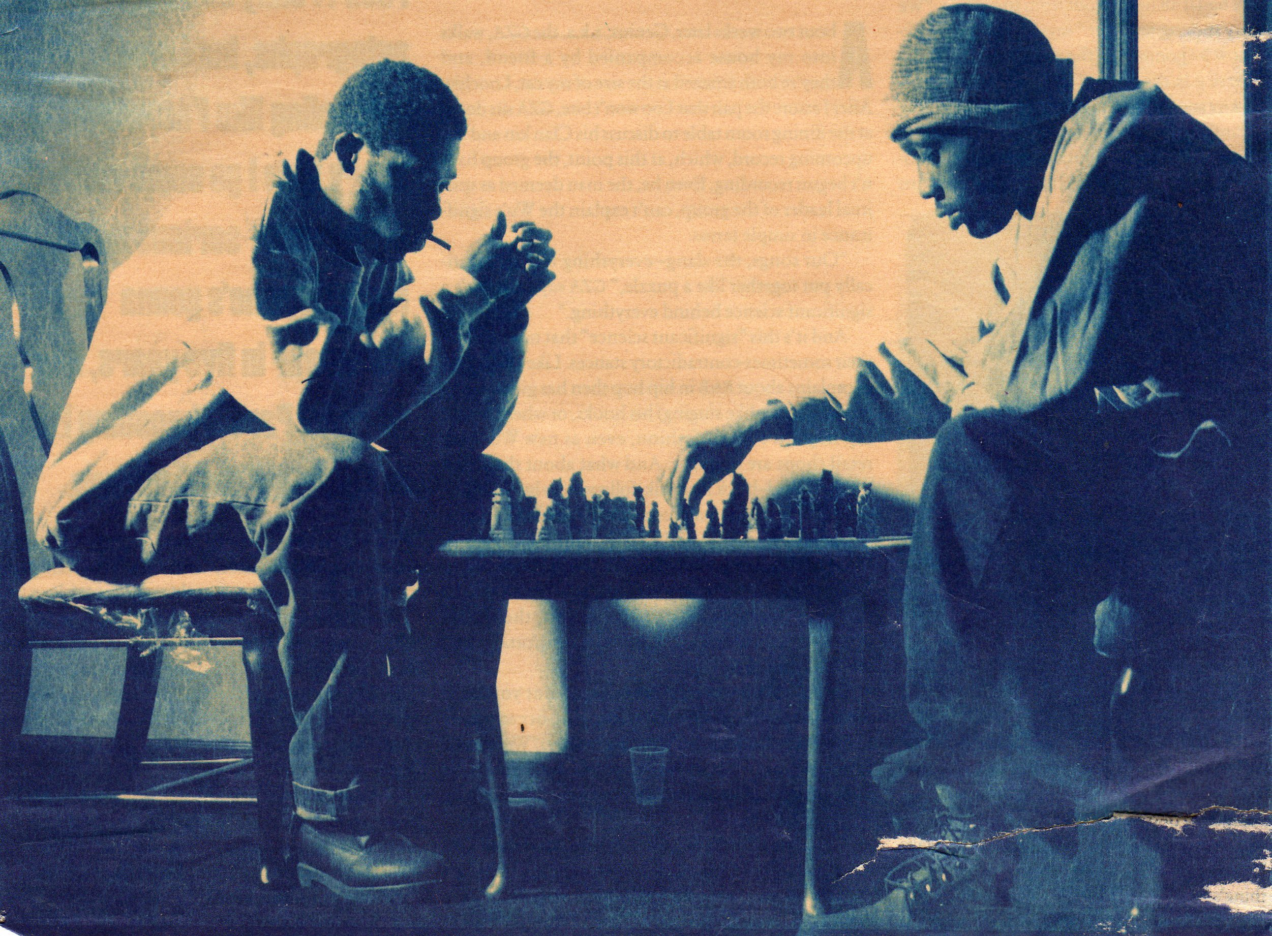 Hip-hop and chess have been connected for a long time. In fact, of all the  music on Earth, no other form of genre has celebrated chess as much as rap.