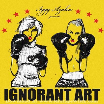 Iggy-azalea-ignorant-art