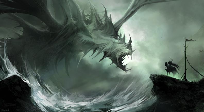 Battle rap gods vs tidal waves of feral hell hounds