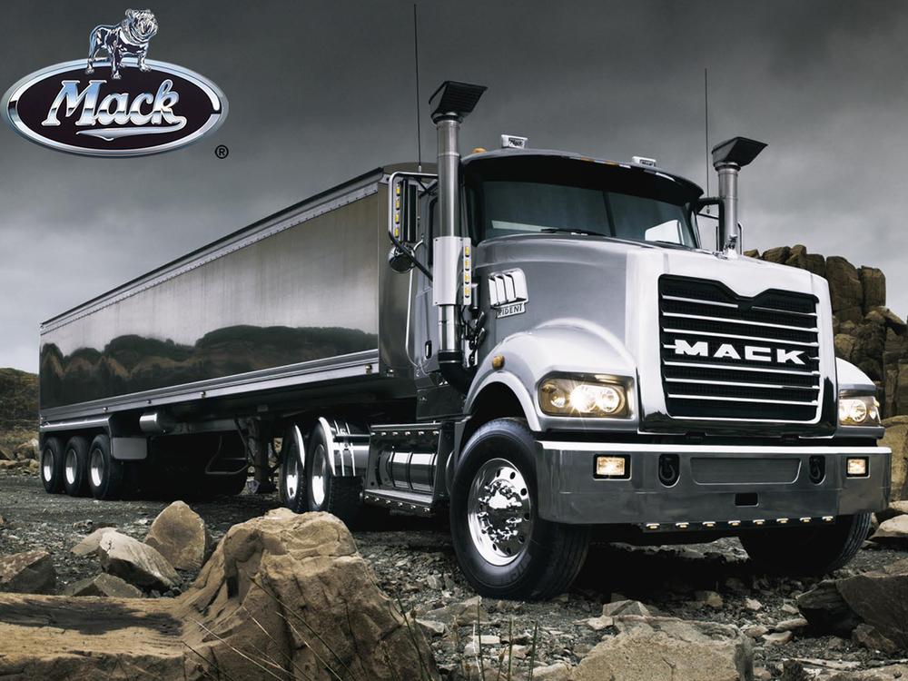 Moving weight state to state; MACK trucks I deal, MACK trucks I ...