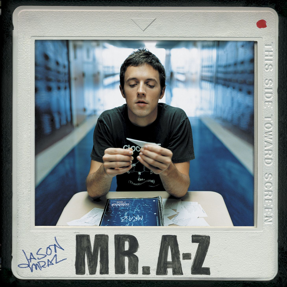 Jason Mraz Mr A Z Lyrics Genius