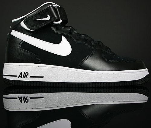 Nike Force Schwarz