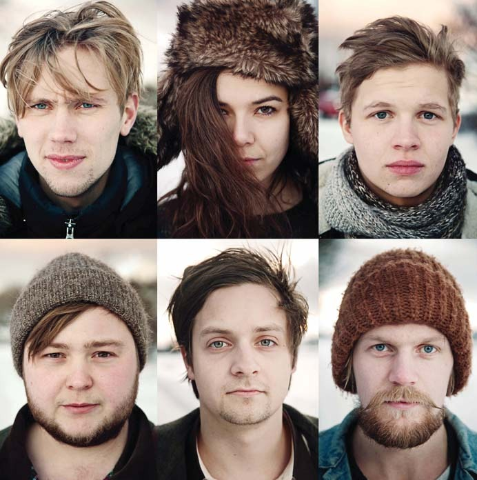 Of monsters and men | a melodic odyssey | guide to iceland.