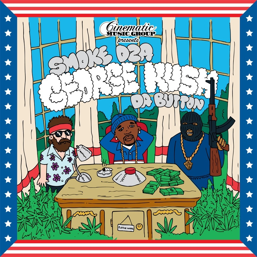 Smoke-dza-george-kush-da-button-mixtape