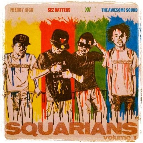 Squarians-volume-1