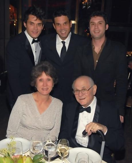 Brothers John Mayer