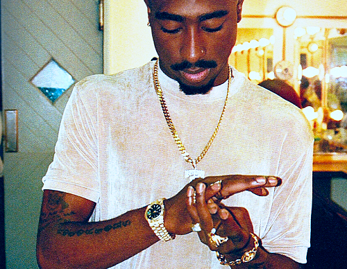 All of us on the <b>East Coast</b> loved 2Pac. - tumblr_lpcy5zw1To1qzx06lo1_500