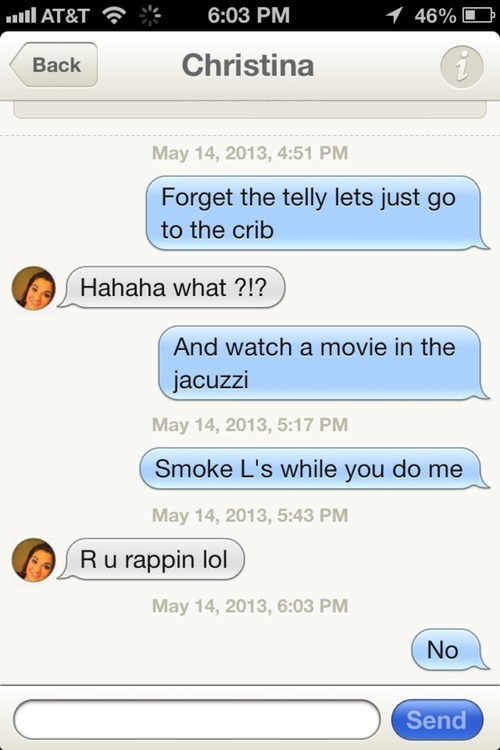 How To Text A Girl On Tinder