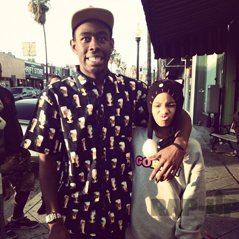 The best: willow smith and tyler the creator dating