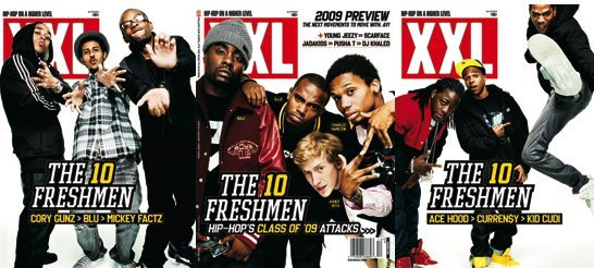 XXL Magazine - March 2005 - 50 Cent Cover