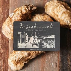 Rappahannock Oyster Bar Gift Card (Washington, DC)