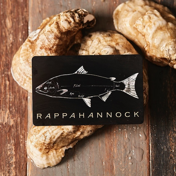 Rappahannock Restaurant Gift Card (Richmond, VA)