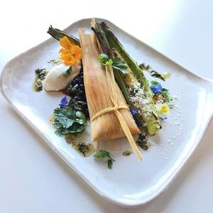 Braised tamale