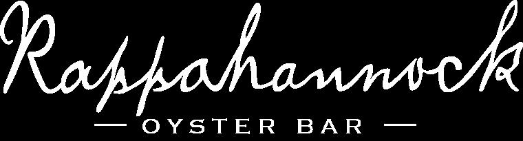 Oyster bar logo
