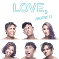 Cover art for Love, MICappella