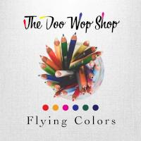 Cover art for Flying Colors