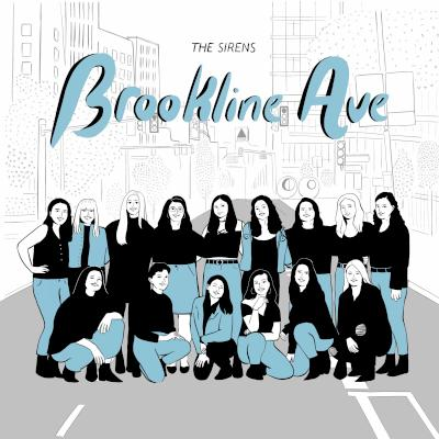 The Simmons Sirens - Brookline Ave (2020)