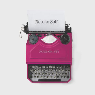 Note-Oriety - Note to Self (2020)