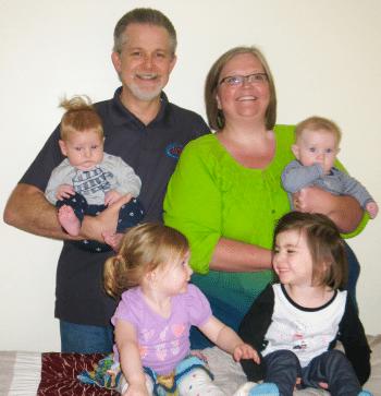Steve's Family