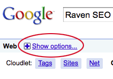 search-options
