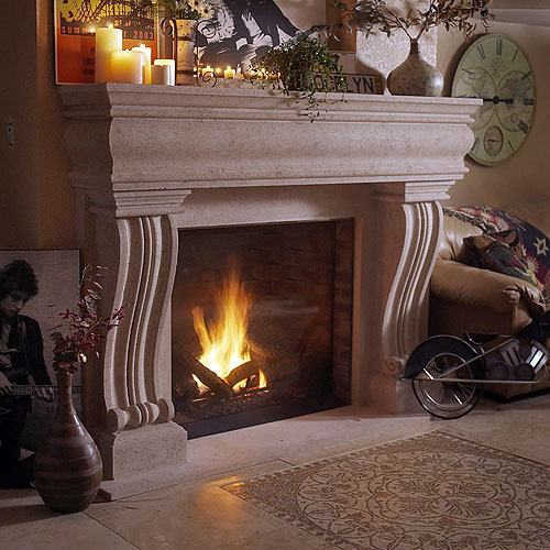 Fabulous Cast Stone Fireplace Mantels Mantelsdirect Com Home Interior And Landscaping Transignezvosmurscom