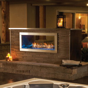 Outdoor Fireplace Inserts