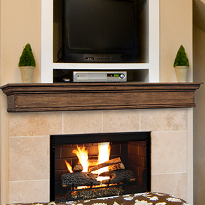 Peachy Fireplace Mantel Shelves Custom Fireplace Mantels Home Interior And Landscaping Ologienasavecom