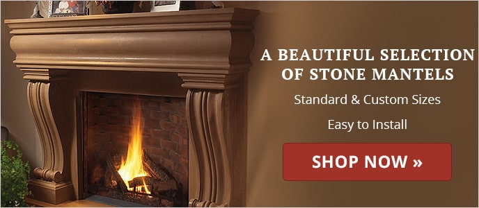 Fireplace Mantels Mantel Shelves Custom Fireplaces Surrounds