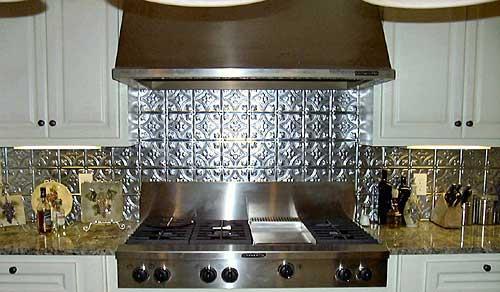 Blog 4 Reasons Why Tin Backsplash American Tin Ceilings