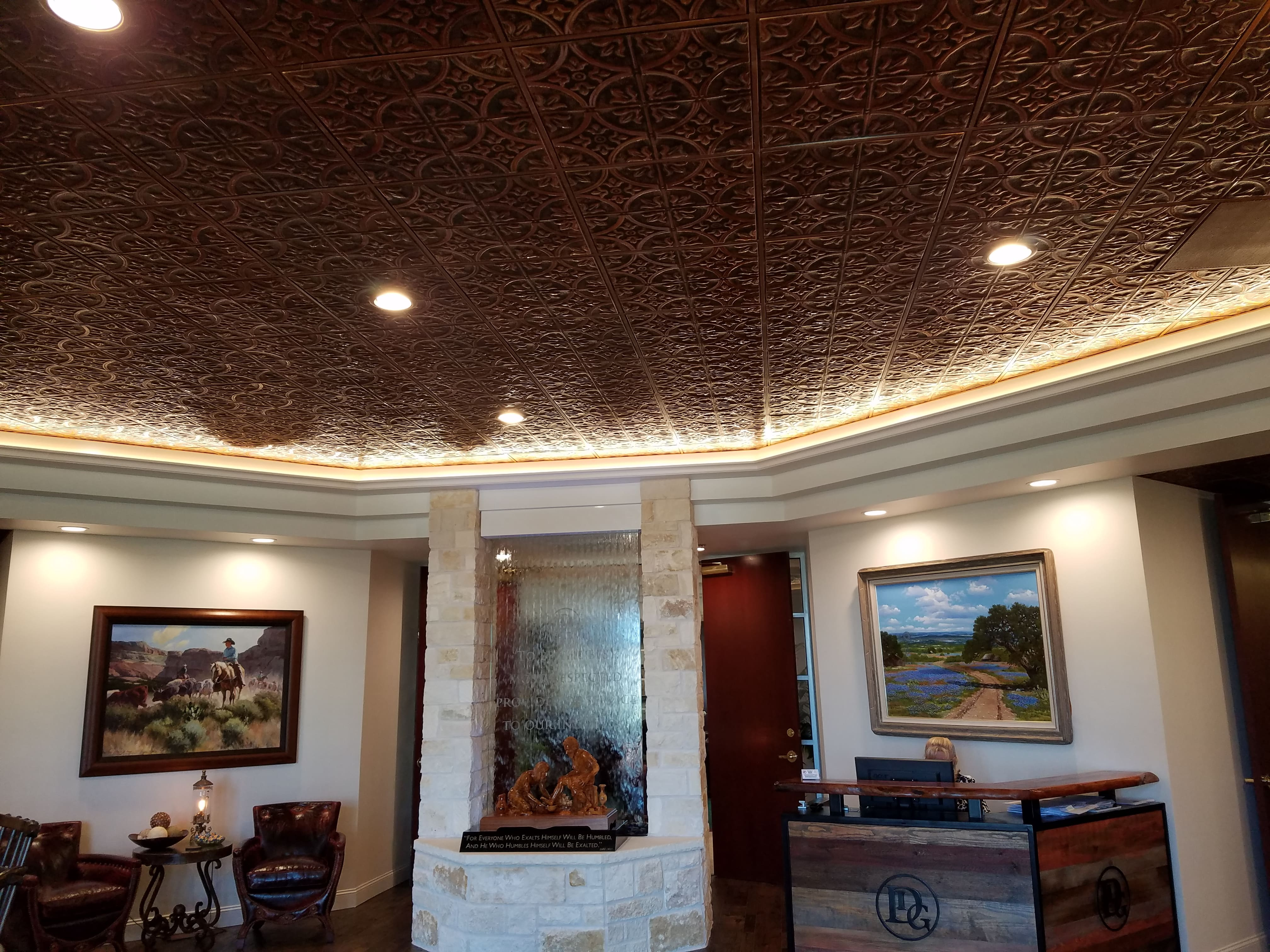 Tin Tiles Ceiling & Wall Patterns | American Tin Ceilings