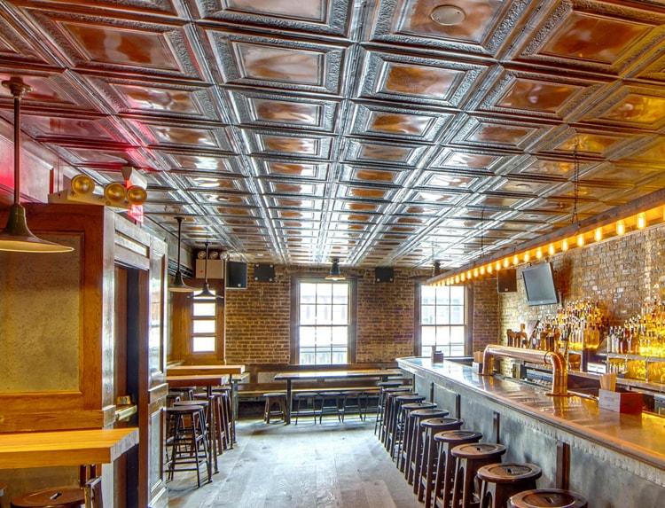 American Tin Ceiling Tiles Molding Tin Backsplash Tiles