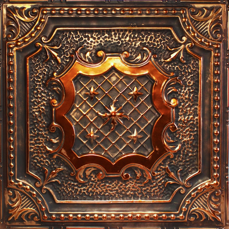 Tin Ceiling Tile Pattern #29