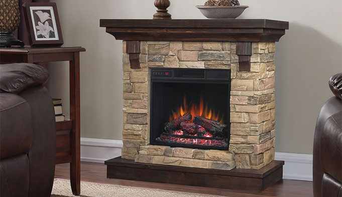 Electric Fireplaces Electric Fireplace Inserts Mantel Packages