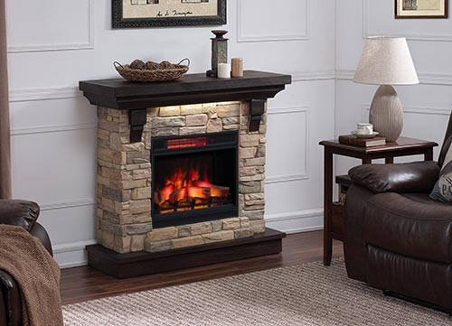 Mantel Packages Electric Fireplaces