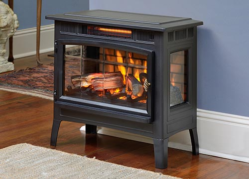 Freestanding Electric Stoves Electric Fireplaces