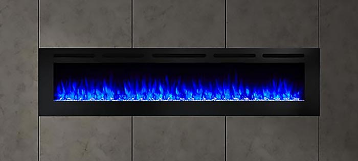 Wall Electric Fireplaces