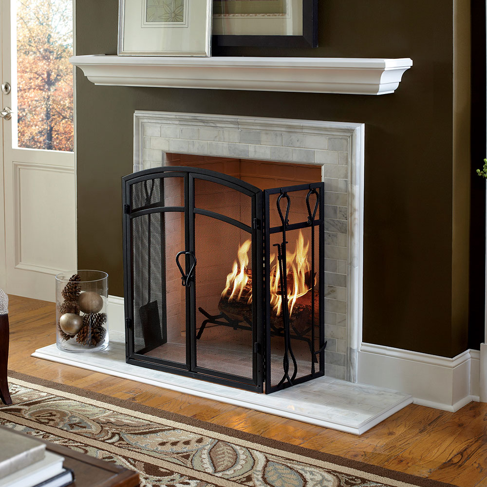 Wondrous Colton Fireplace Mantel Shelf Home Interior And Landscaping Ologienasavecom