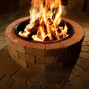 DIY Fireplaces
