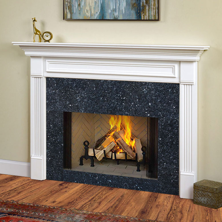 Excellent Wood Mantels Collection Fireplace Mantel Surrounds Interior Design Ideas Tzicisoteloinfo
