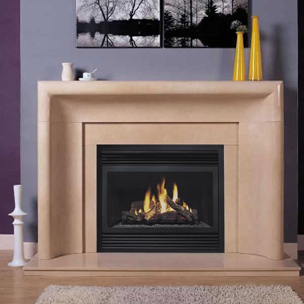 Casablanca Marble Fireplace Mantel Mantelsdirect Com