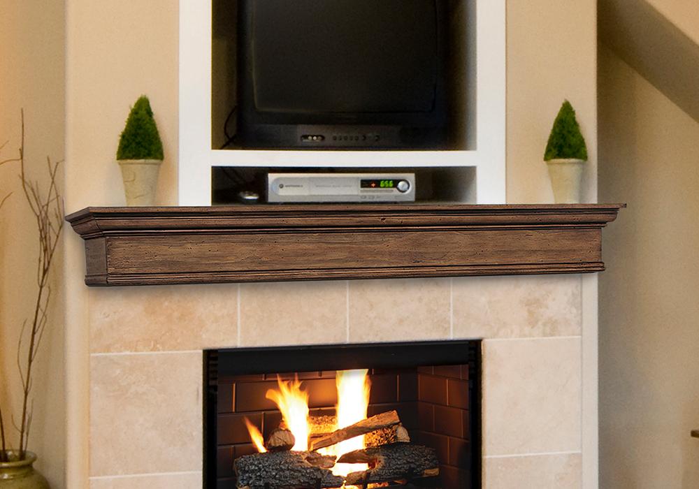 Eastman Fireplace Mantel Shelf Mantelsdirect Com