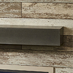 Non Combustible Stone Shelves