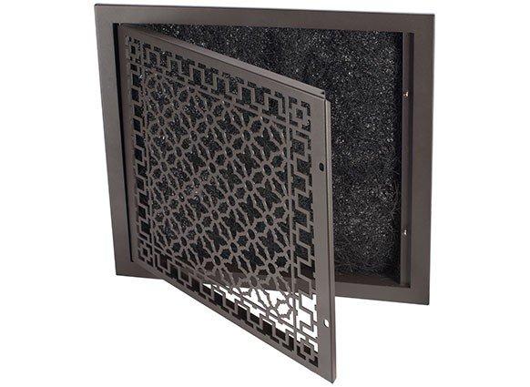 Metal Return Filter Grille