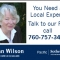 Joan Wilson, a real estate professional in Real-Buzz.com