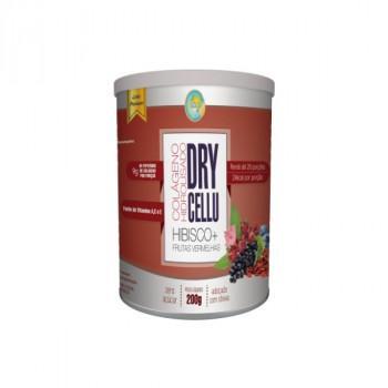 Colágeno Dry Cellu + Hibisco + Frutas Vermelhas