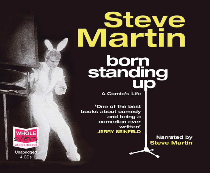 Born Standing Up: A Comic