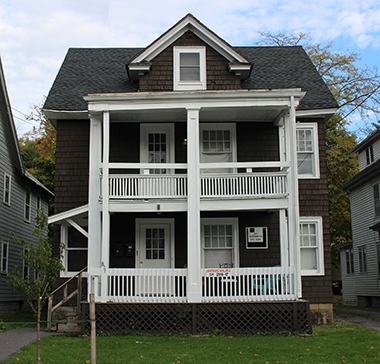 Bedroom Apartment Building at  - 871 Ackerman Avenue Syracuse, NY 13210 USA image 1