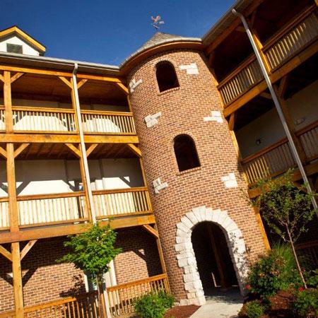 Bedroom Apartment Building at  - 1115 Ashland Rd Columbia, MO 65201 image 1